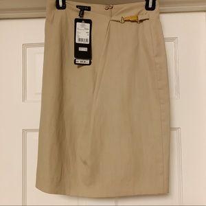 NEW Escada Rosine Skirt - Size 32 (US 2)